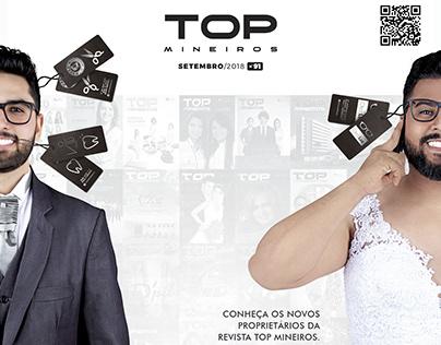 Revista Top Mineiros