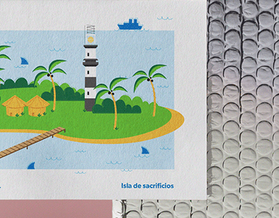 Veracruz illustration