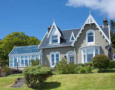 Holiday home in Tighnabruaich
