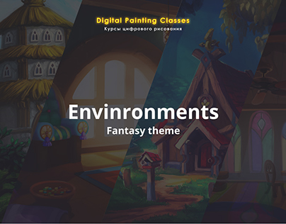 Envinronments Fantasy theme