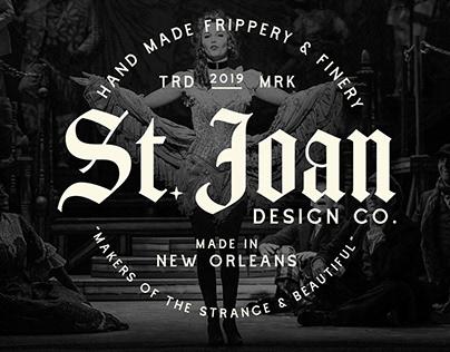St. Joan Design Co. | Branding & Illustration