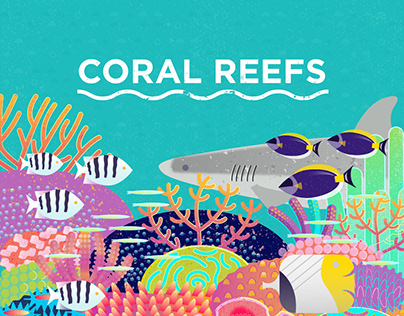 Save our Seas: Coral Bleaching Infographic