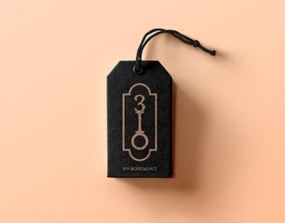 310 Rosemont Branding