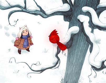 My Footprints - Children's Book