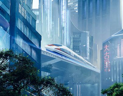 城市tod轨道交通