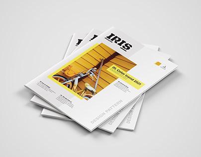Magazine Cover 2020