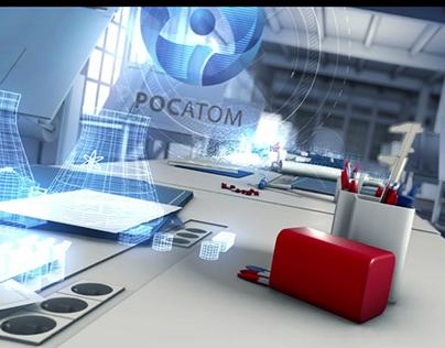 RosAtom. Engineer Competition. Video