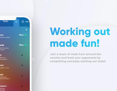 App Design - Actively