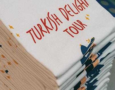 Turkish Delight Tour | Illustration