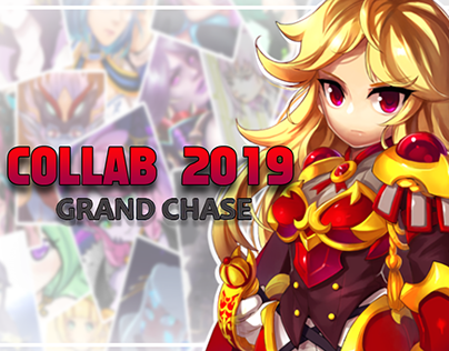 Grand Chase - Collab 2019