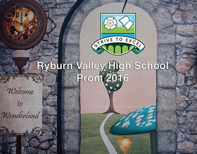 Ryeburn Valley High School Prom 2016