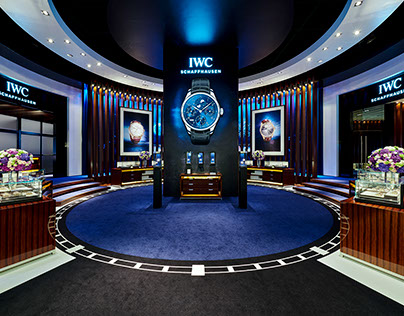 IWC Watches & Wonders Hong Kong 2015