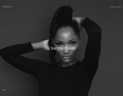 Queenerfatti - Website Design