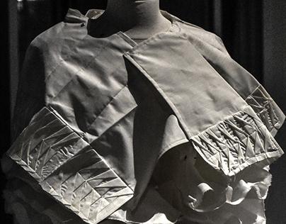 Square Garment (Black Queer Ecclesiastic)--Nadia Wolff