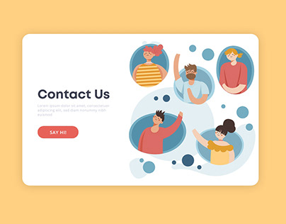 Day 028 : Contact Us