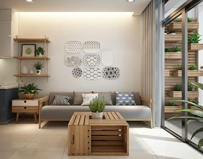 Apartment_Vinhome Central Park