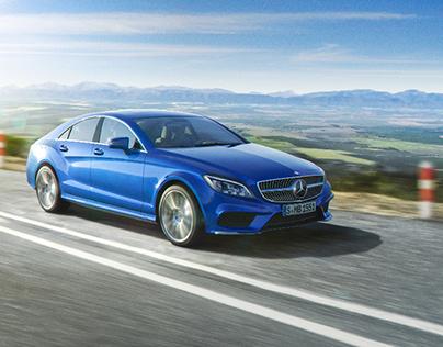 Mercedes-Benz CLS | CGI