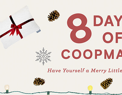 Christmas Promotion at Coop Home Goods