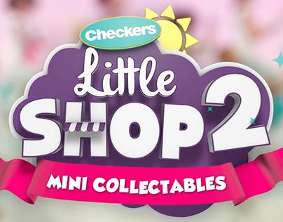 Checkers Little Shop 2