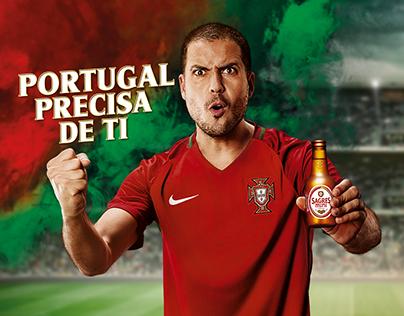 Sagres - Portugal precisa de ti
