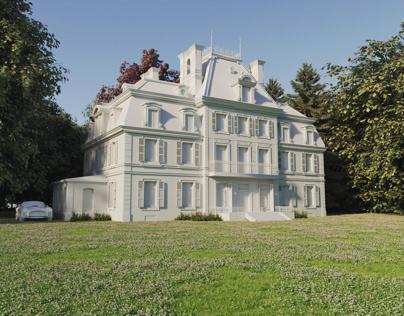 Luxury Manor