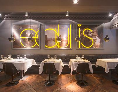 """Restaurante """"Edulis"""""""