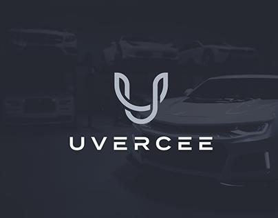 Uvercee Luxury Vehicle Enhancement Branding Design