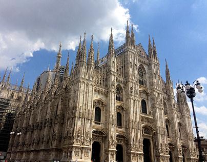 Milan and Venice trip