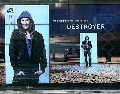 Nike Sportswear Fall Retail Campaign 2010