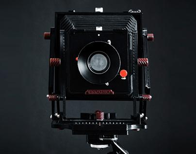 PINTARCAM large gormat camera