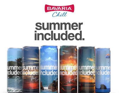 Slogan para Bavaria Chill