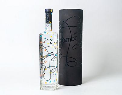 Samba Açai Vodka