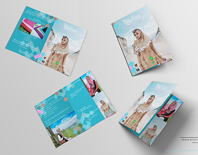 Brosur Refiza Hijab