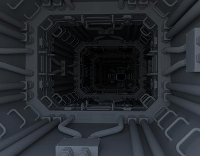 *WIP* Sci-Fi Tunnel