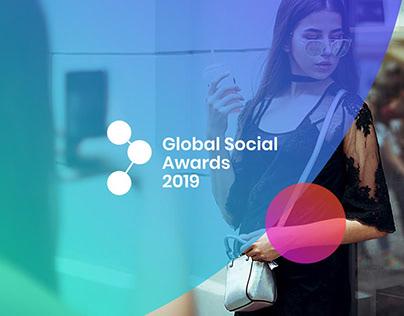 Global Social Awards - Celebrate the creativity