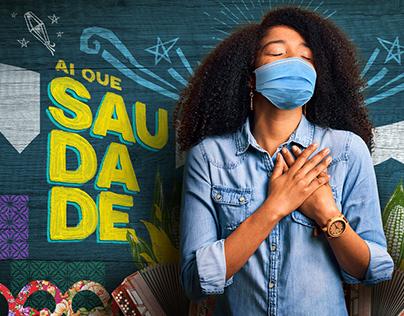 """Prefeitura de Maricá - São João - """"Ai que Saudade"""""""