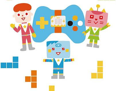 For children Programming educa