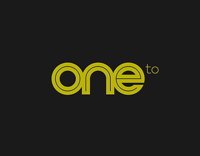 One to One _ Logo