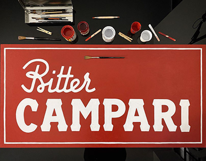 SIGN PAINTING, PRIVATE COMMISSION