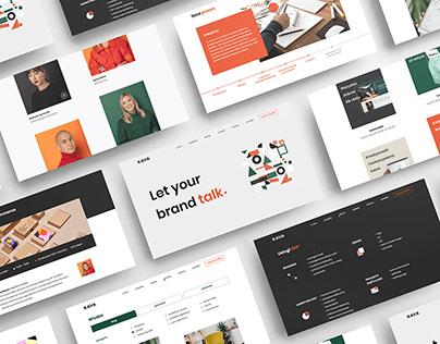 KAVA 360 creative agency