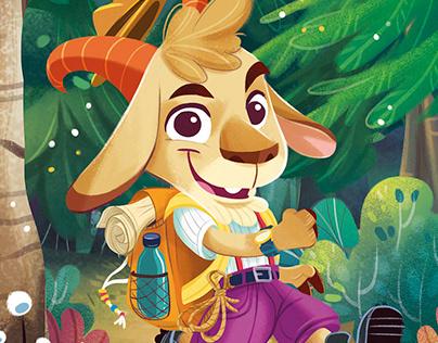 Storytime Magazine 58 - Little Billy Goat Gruff
