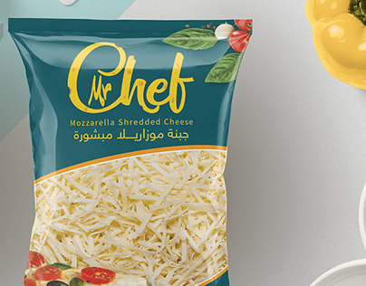Mr chef — cheese packaging