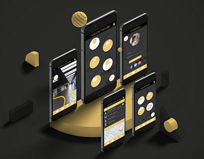 Follow the Line   App Mobile