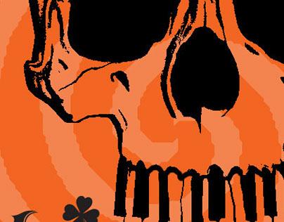 Lucky's Halloween Flyer