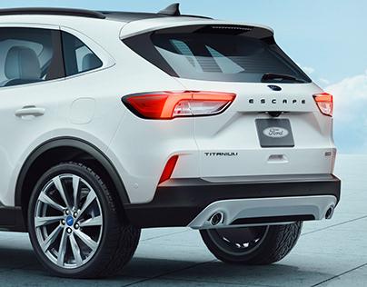 Ford Escape Hybrid 2021 | BBDO México