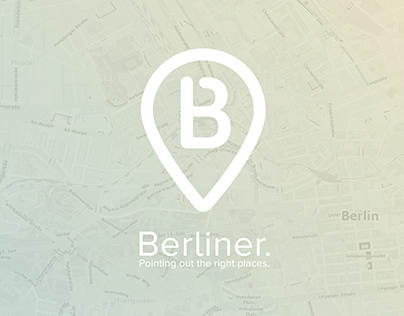 Berliner kiosk UI