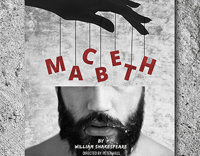MACBETH-Poster & Media Kit Design