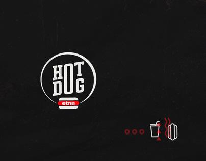 Etna Hot Dog || Branding