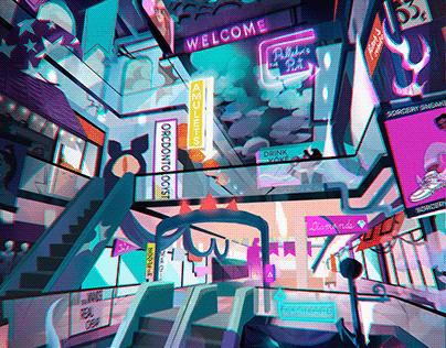 Magic Mall