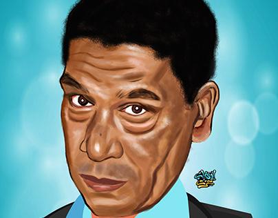 الفنان محمد شرف